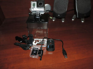 Gopro Hero 3+ Black camera