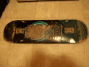POWELL PERALTA FLIGHT USED SKATEBOARD DECK FOR SALE!