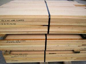 WIDE CLEAR MAPLE, OAK, ASH SHORTS - Chisholm Lumber Belleville Belleville Area image 2