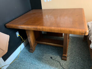 Antique Art Deco Dining Table -  **Make an offer**