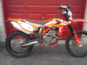 2015 Beta RR 390 - 4 Stroke Enduro Dirt Bike