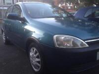 Vauxhall/Opel Corsa 1.2i 16v 2001 Comfort - FULL MOT - NEW TIMING KIT INSTALLED!