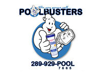 PoolBusters is seeking full-time general labourers to start now!