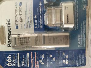 Panasonic IC recorder voice recorder