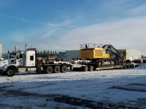 Heavy Haul Owner Operators required