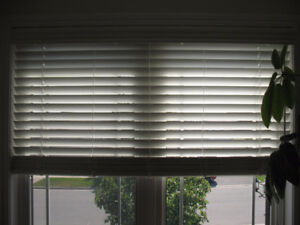 2 Inch Bass Wood Blinds - White