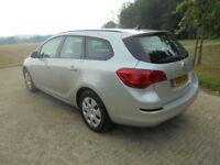 Vauxhall Astra 1.3CDTi 16v DIESEL ecoFLEX Exclusiv ESTATE