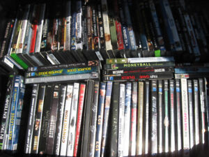 Collection DVD et Blue Ray