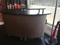 Rem reception desk