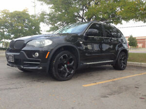 2007 BMW X5 4.8 SUV, SPORT PACKAGE, LOADED