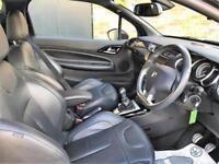 2010 Citroen DS3 1.6 THP DSport 3dr Petrol black Manual