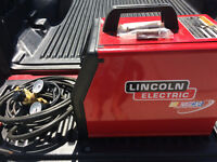 LINCOLN MIG PAK10 Mig/Flux Core Welder