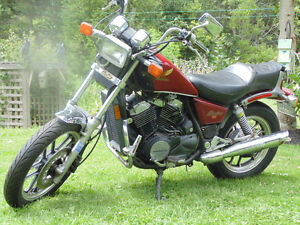 *GREAT DEAL* Honda Shadow VT500 1984