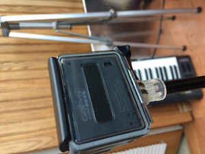 GoPro Hero Black Edition waterproof w/extendable stand