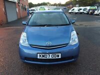 Toyota Prius 2007 hybrid electric Full service history