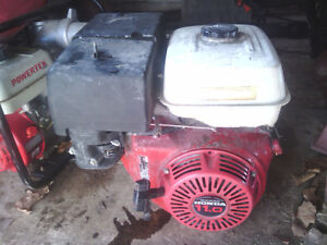 Honda GX340 2:1 Gear Reduction Engine