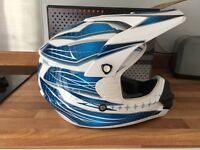 Kids motorcycle helmet, child motorcross