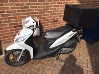 Honda vision nsc 110 breaking spares repairs cheap scooter parts