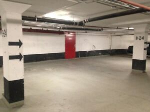 Underground parking for rent - Don Mills and Eglinton