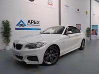 2014/64 BMW M235i Coupe 3.0 Auto + Pro Navigation + BMW Service Pack + 326BHP