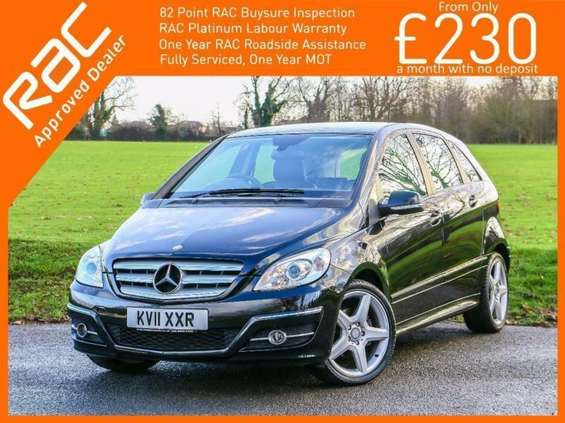 2011 MercedesBenz B Class B200 20 CDI Turbo Diesel Sport 6 Speed