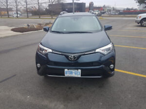 2017 Toyota RAV4 LIMITED + 3 FREE MONTHS! + $3000+ in FREEBIES