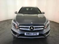 2014 MERCEDES-BENZ GLA200 AMG LINE CDI DIESEL 1 OWNER SERVICE HISTORY FINANCE PX
