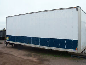 Excellent Southern truck box 24FT with lift gate