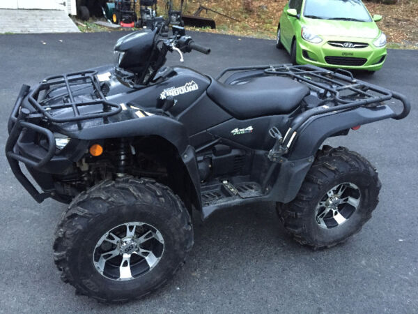 Used 2014 Suzuki KING QUAD