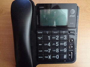 AT&T Big Button Caller ID Phone