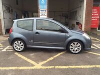 Citroen c2 code, 2008, only 55,000 miles, clean car, long mot, £2295