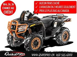 2017 Arctic Cat MUDPRO 1000 LIMITED EPS 54,46$/SEMAINE