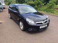 Vauxhall Vectra 2007 1.8 SRI- ESTATE, 12 Months MOT, Service History, Tinted Windows, **Warranty**