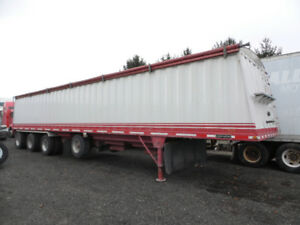 2010 LODE KING 48' QUAD AXLE HOPPER