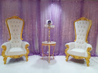 Wedding Decor & Rentals