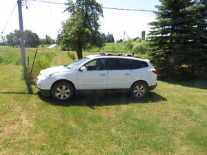 2009 Chevrolet Traverse 1LT AWD