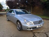 Mercedes Benz CLS 320 CDI Only 59000 Miles