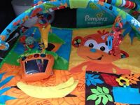 Infantino jungle play mat
