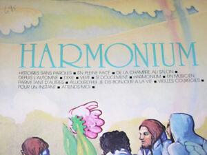 Harmonium - Partitions de musique