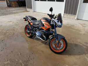 2003 BMW R1150r Rockster edition Showroom condition