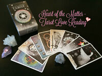 Heart of the Matter Tarot Love Reading - Valentine's Day Special