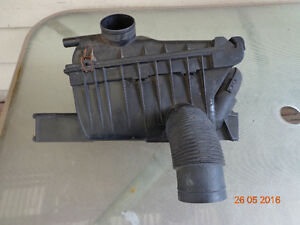 1991, Volvo 240, Air Filter Box with thermostat.