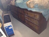 **FREE** Bedroom set
