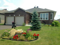 Beautiful NEILCORP bungalow in the heart of Almonte, ON
