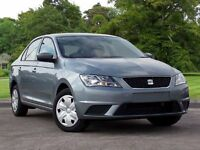 SEAT Toledo 1.6 TDI Ecomotive S 5dr (start/stop) (grey) 2013