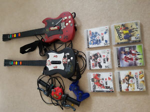 Play station 3 accessories for sale AS IS