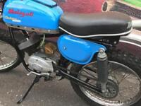 Malagutti Crosser Cavalcone 50cc 1972