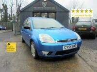 2004 Ford Fiesta 1.4 Flame Limited Edition 5dr Hatchback Petrol Manual