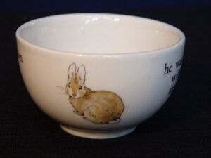 Wedgwood Peter Rabbit Sugar Bowl and Creamer London Ontario image 8