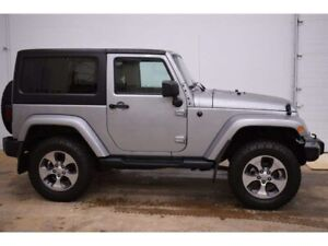2016 Jeep Wrangler SAHARA 4X4 - NAV * TOUCH SCREEN * HARD TOP